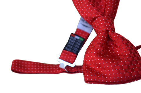 Image of Classic Pretied Bow tie red - Setala