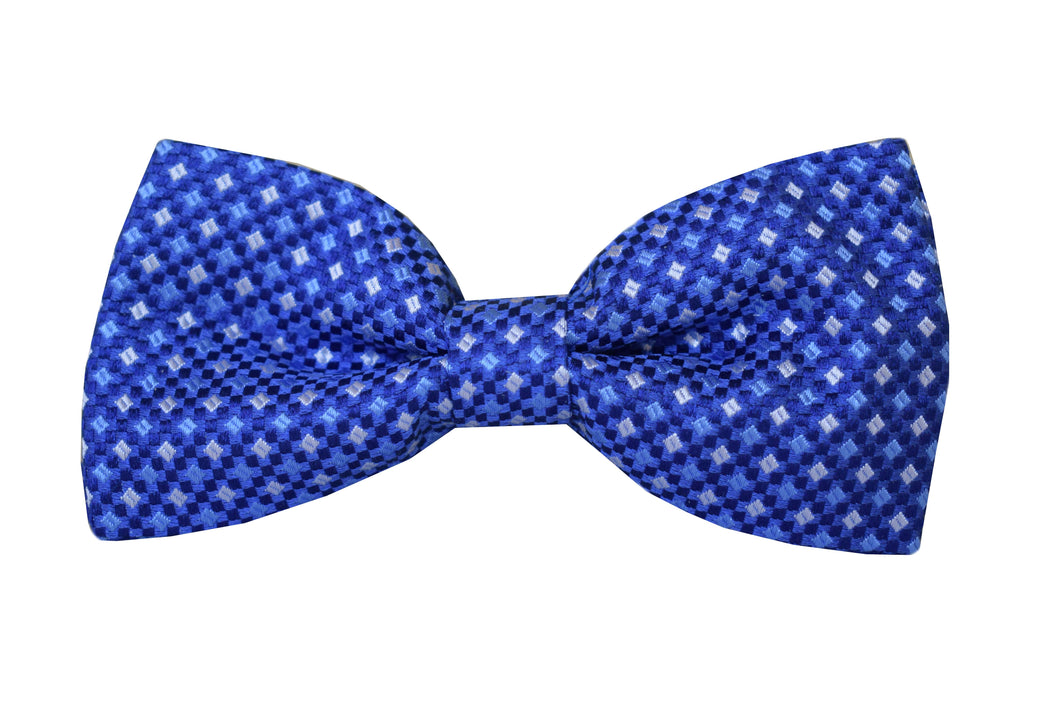 Classic Pretied Bow tie blue - Arese