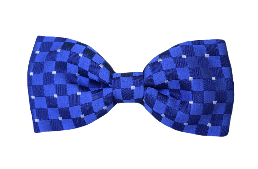 Classic Pretied Bow tie blue - Paceco