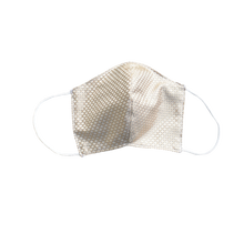 Shell Mask beige 100% silk - Setala