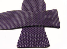 Classic self tie Bow tie purple - Settala