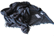 Artisan silk and cotton scarf 140x190 cm - S.Caterina - Antica Seteria Comasca, Scarves - Antica Seteria Comasca, Antica Seteria Comasca - Antica Seteria Comasca, seteriacomasca - Antica Seteria Comasca
