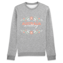 Australia is calling Organic Cotton Sweatshirt