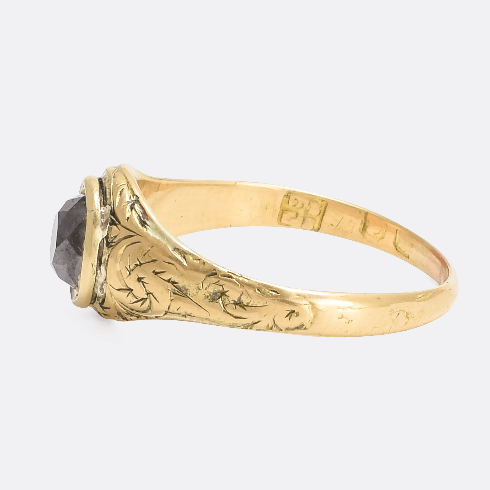 ring century of the carved ages through circa wedding rings mount img dublin engagement weldons
