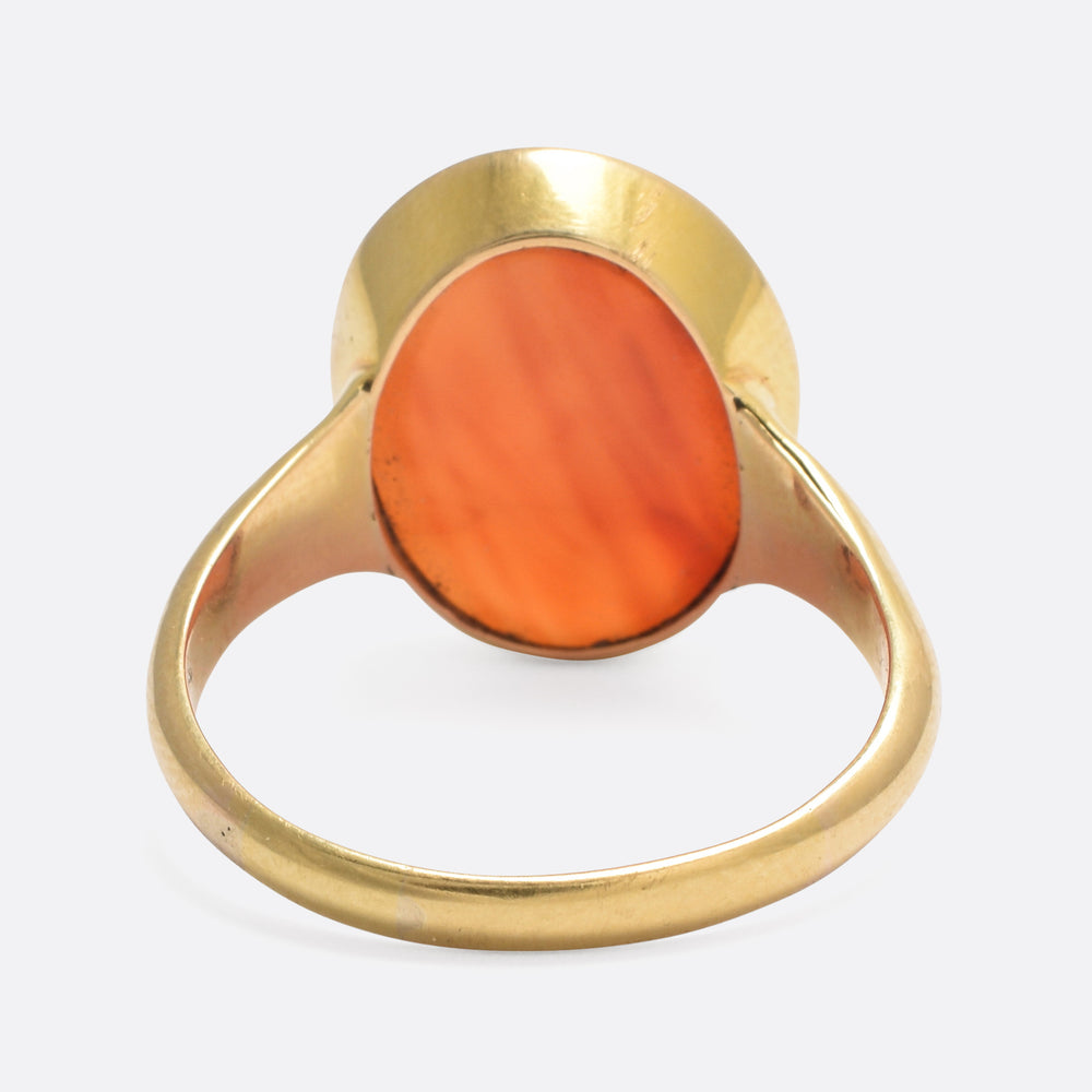 Antique Carnelian