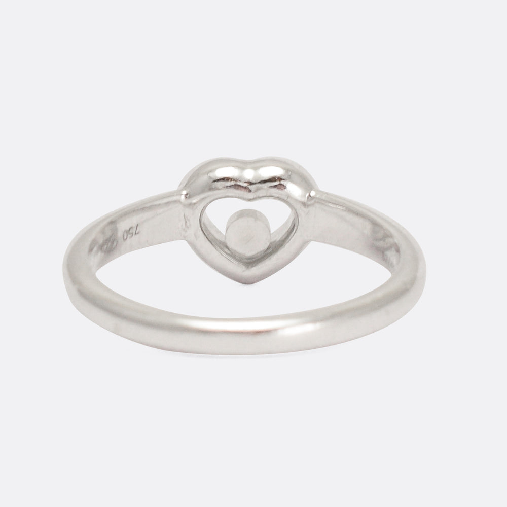 Chopard Diamond Heart Ring