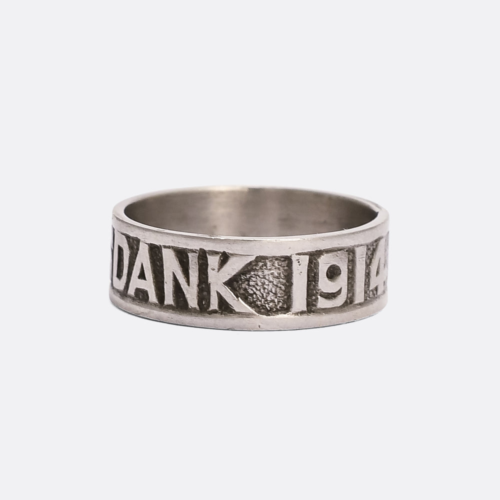 Collection of German WW1 Finger Rings