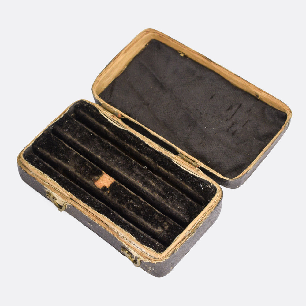 Georgian Multi Ring Box
