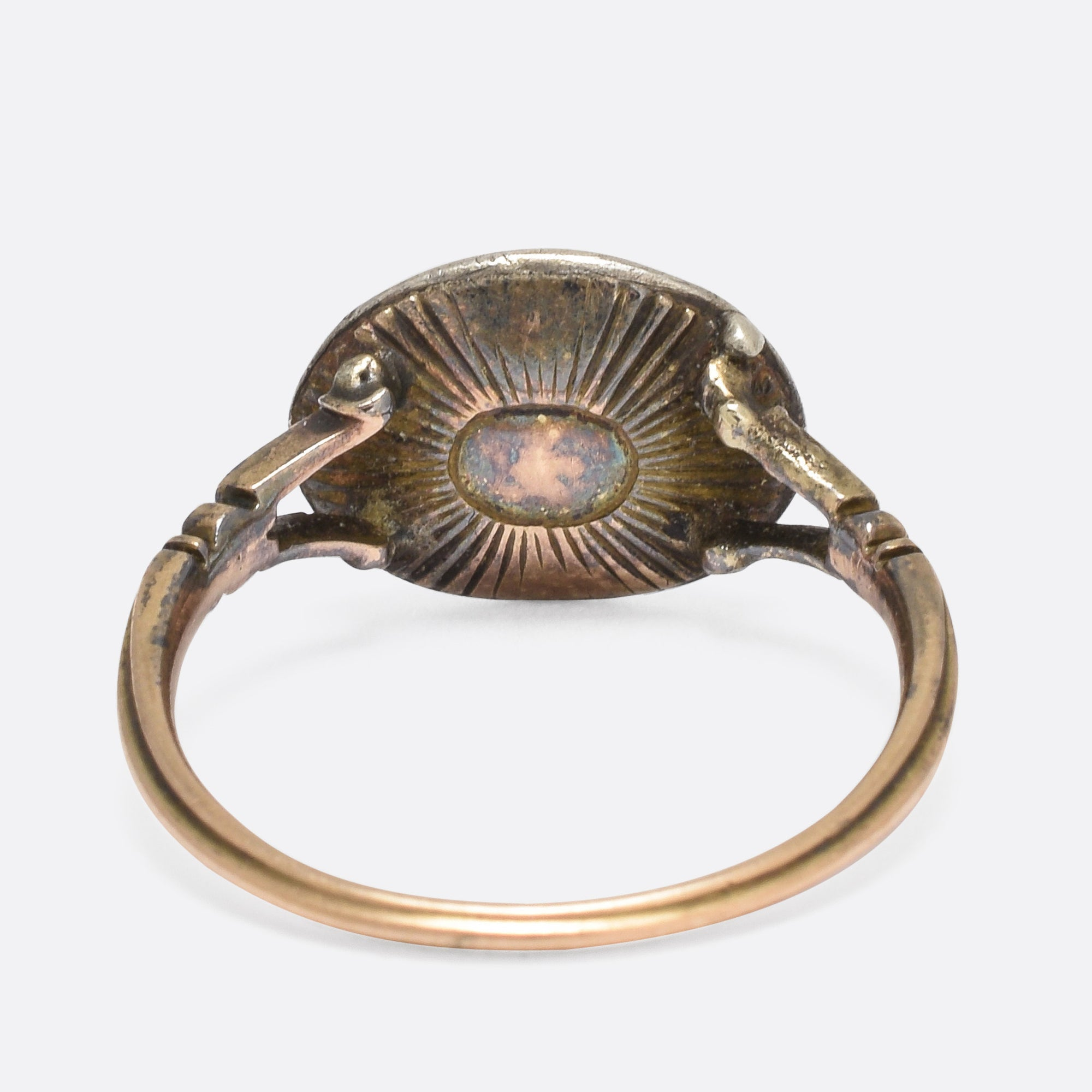 bronze ring engagement crafts pin rings primal and valhalla