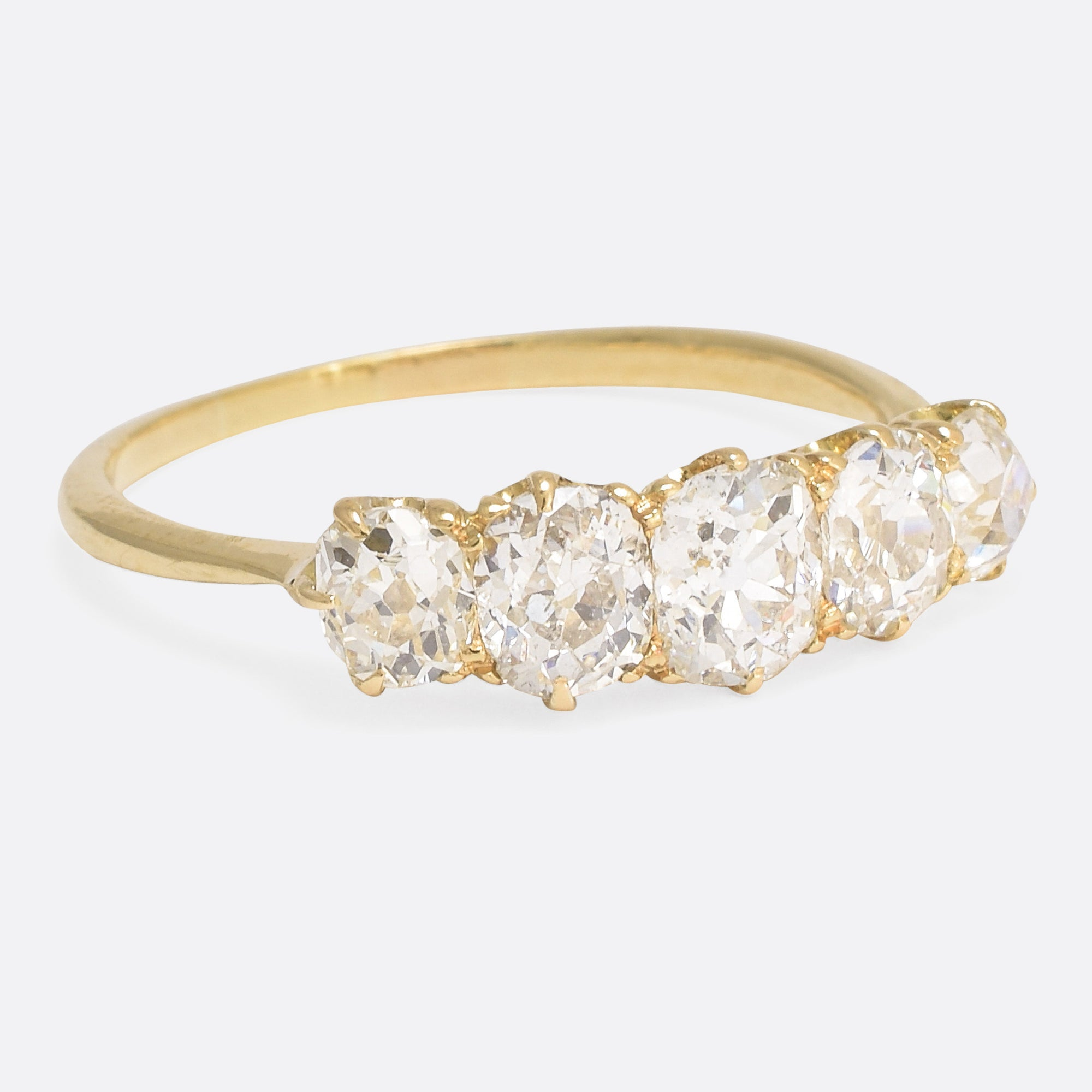 eternity gold de engagement marsac rings from diamond white stone ring half image