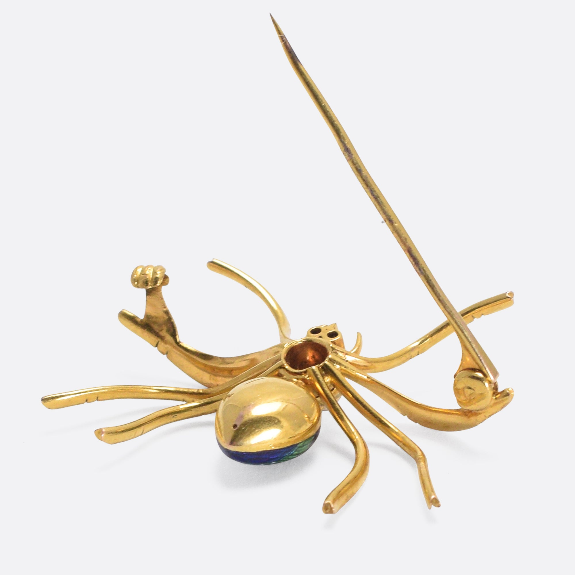 j desktopdefault and fly by antique pearl enamelled brooch c tiffany s diamond