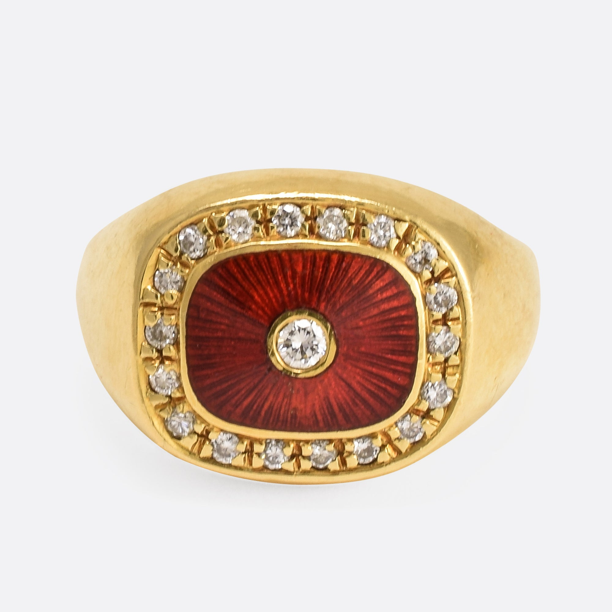 jewellery ruby and red pearl ring sapphire gold diamond enamel img rings black yellow