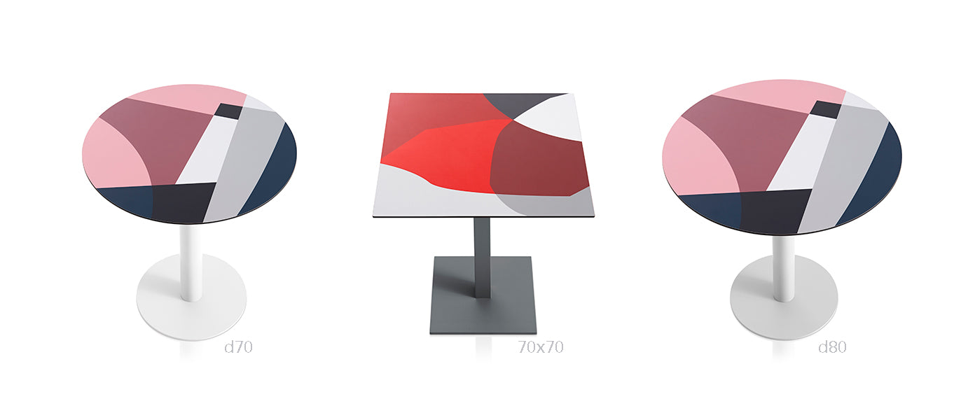 Sizes of Abstrakt Mona tables