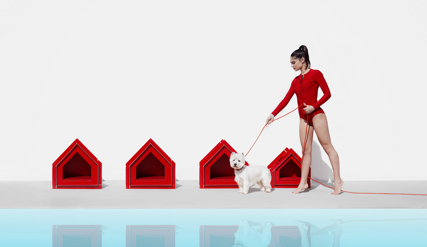 Touffu pet house