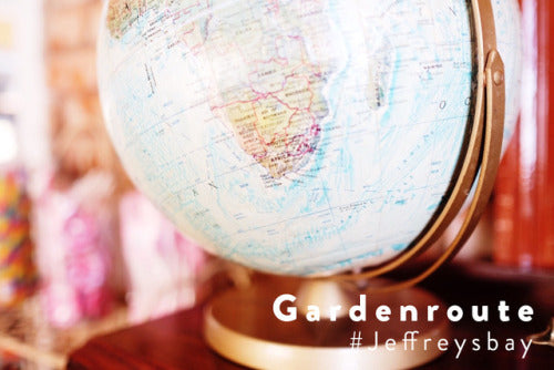 Our last day of the Gardenroute was spend in Jeffreys bay, we...