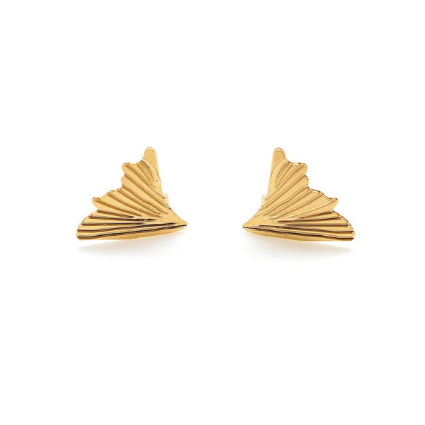Earrings - Puces Fold