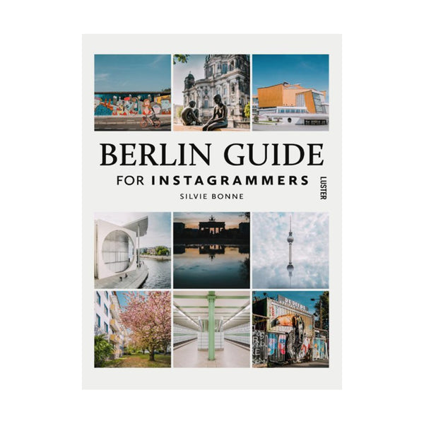 Book - Berlin Guide for instagrammers