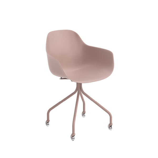 Office Chair - Pink