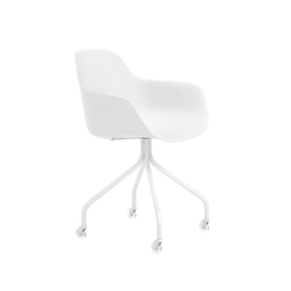 Office Chair - White