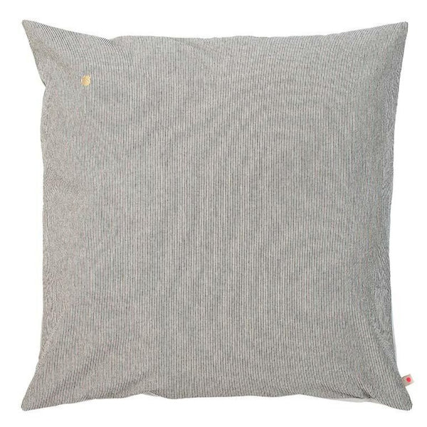 Cushion Cover Finette Caviar 80