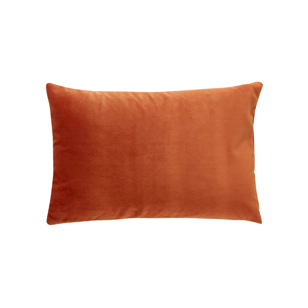 Cushion - Amber Velvet / Polyester