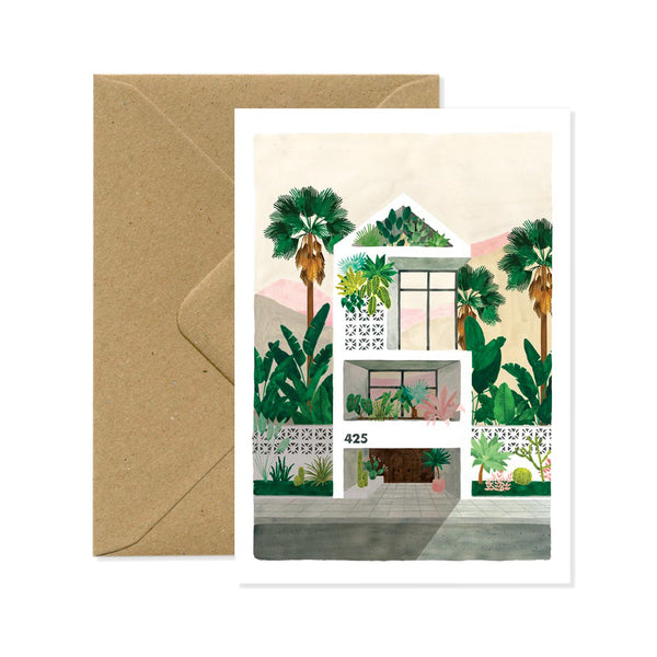 Postcard - Dream House