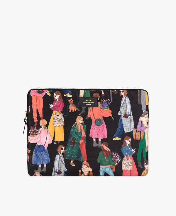 "Laptop Sleeve 15"" - Girls"