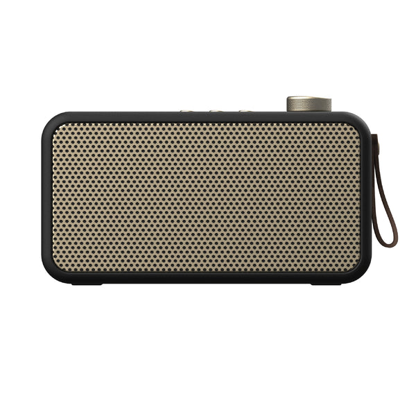 Bluetooth radio - aTune Black/champagne
