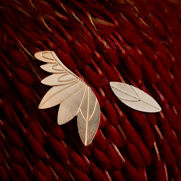 Earrings - Climbers Feathers