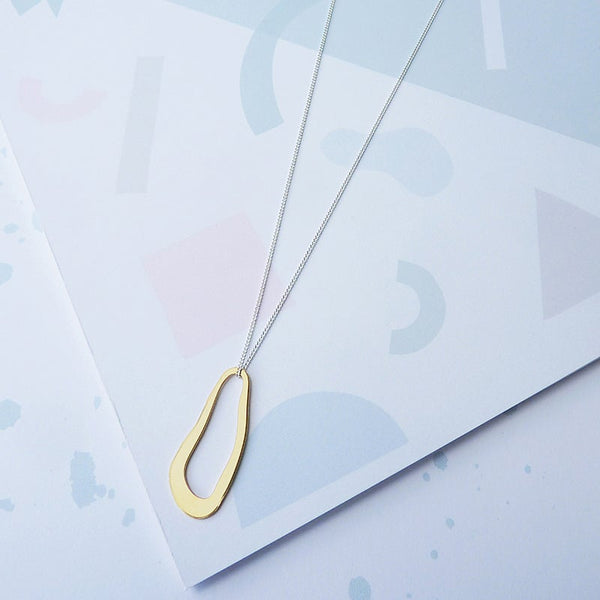 Necklace - Pool Gold