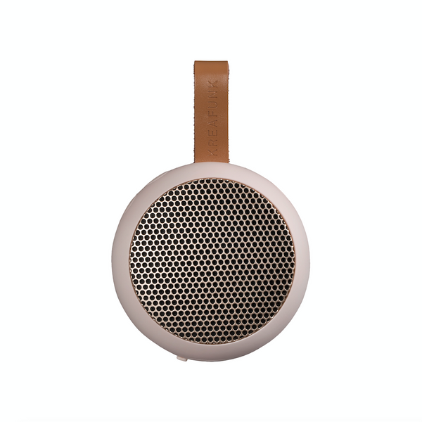 Bluetooth speaker - aGo Dusty pink