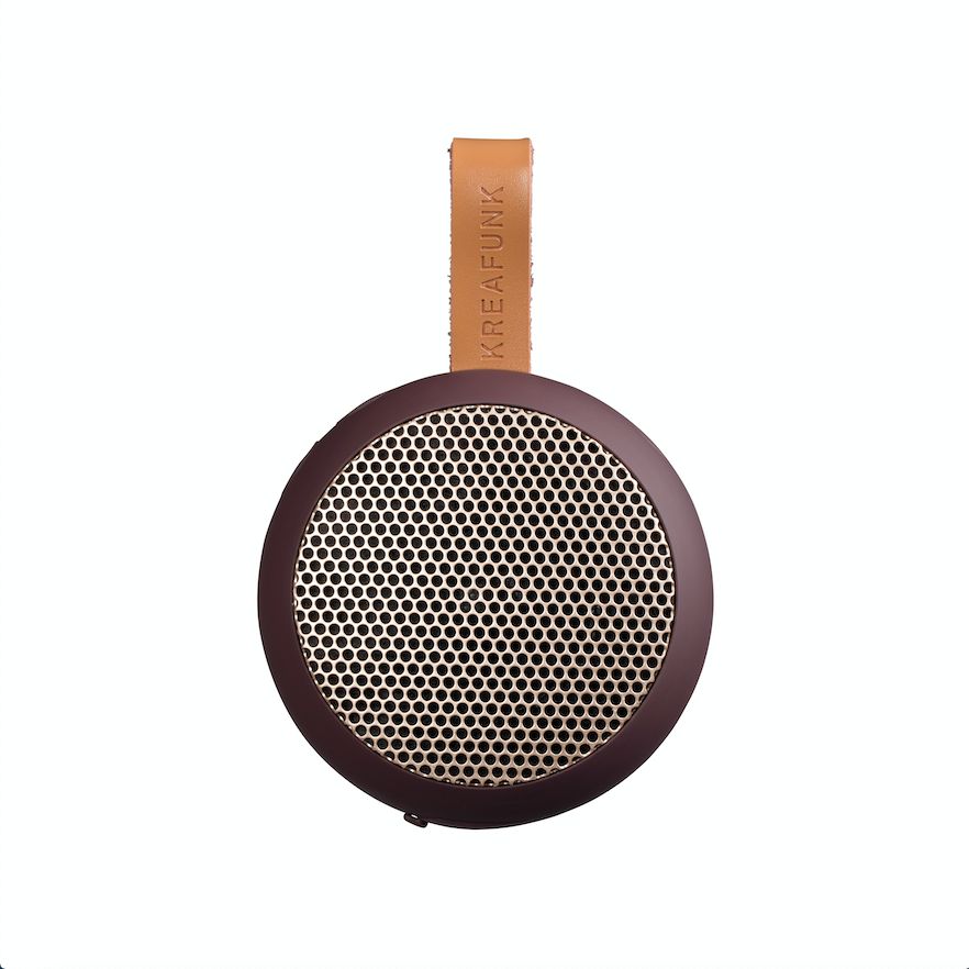 Bluetooth speaker - aGo Plum