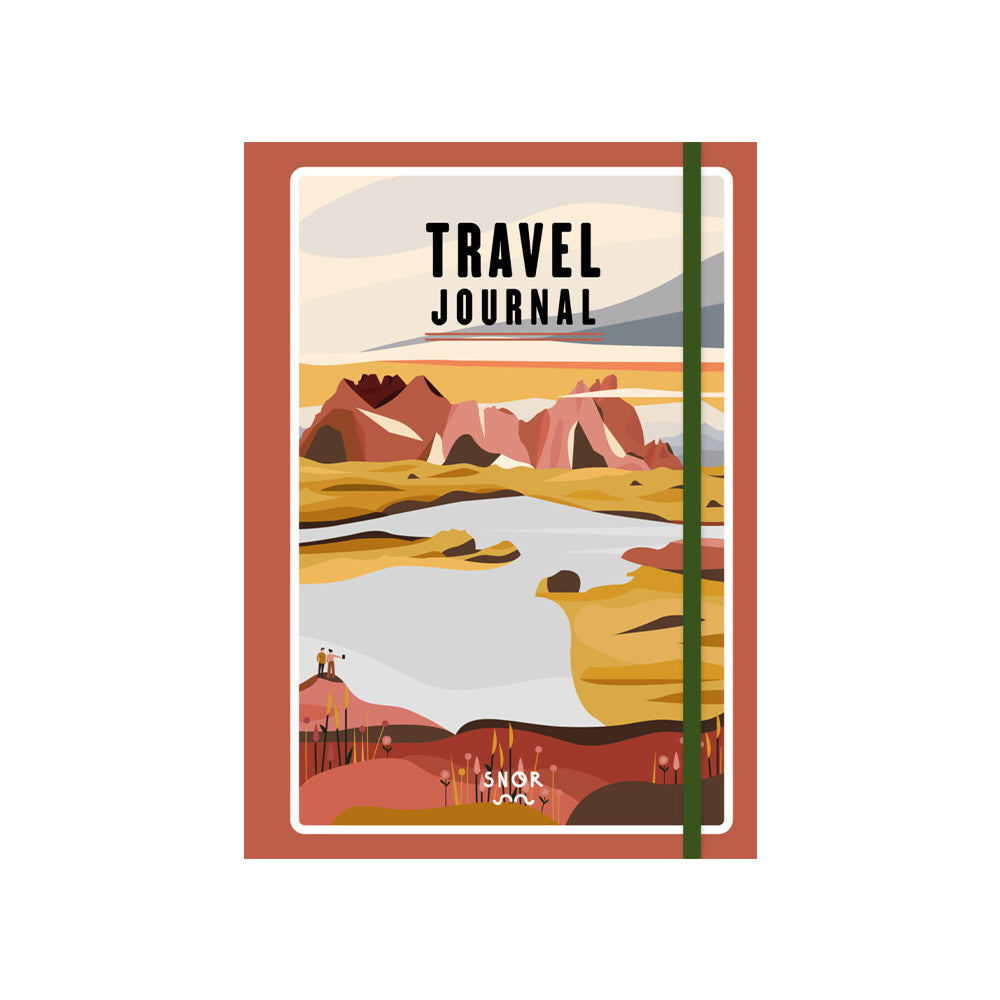 Book - Travel Journal