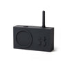 Lexon Tykho Fm Radio & Bluetooth speaker - Dark Grey