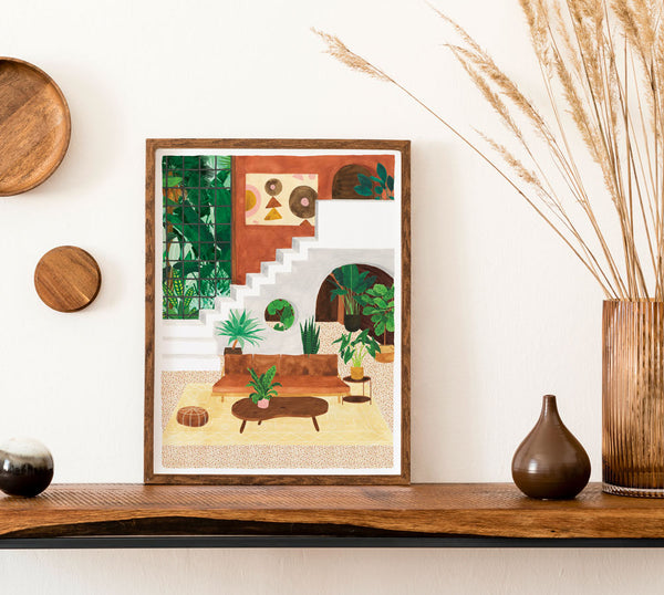 Art print - Vintage (Small & Medium)