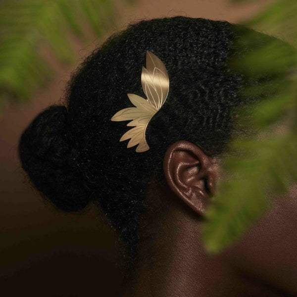 Hairclip - Maxi Feathers