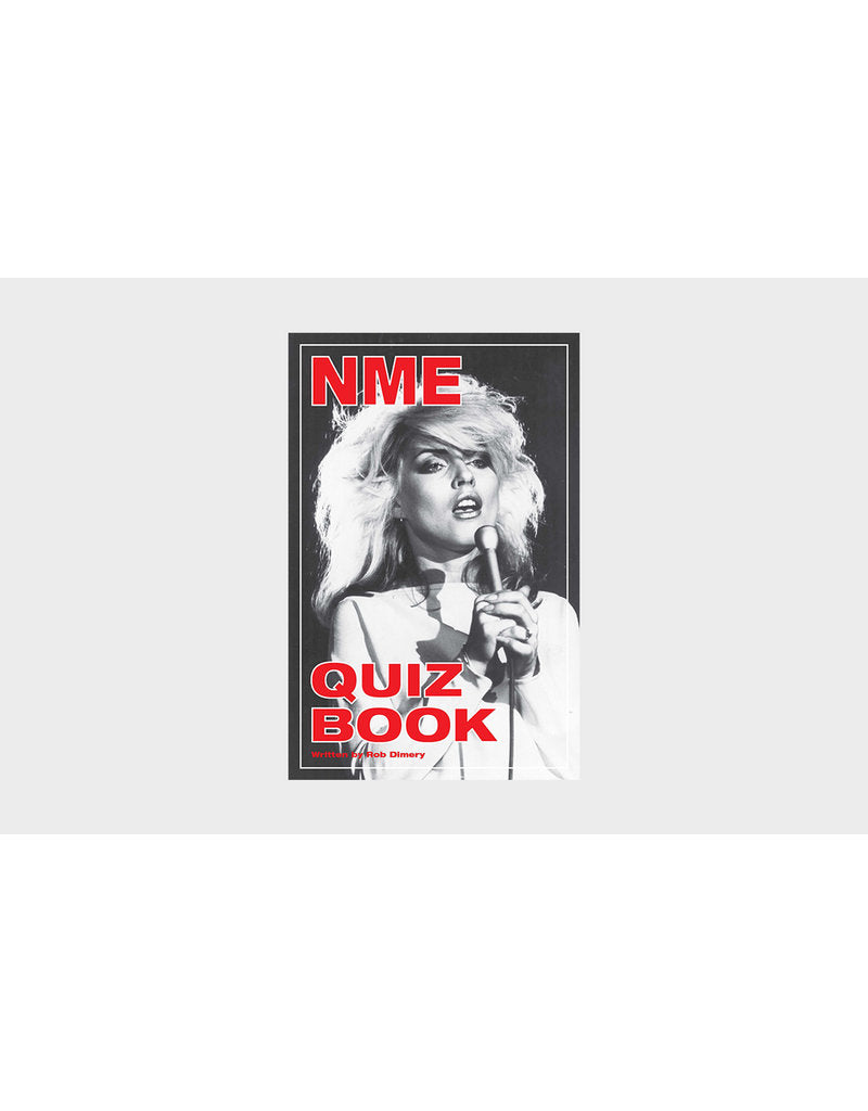 NME - Music Quiz Book