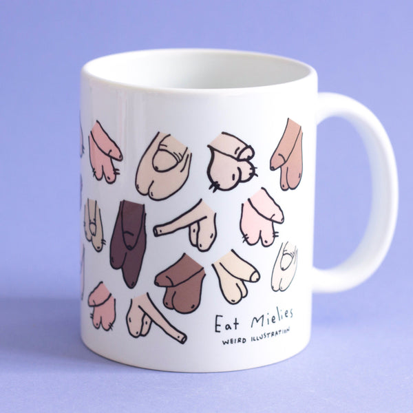 Mug - Willies-Eat Mielies-My Ex Boyfriend