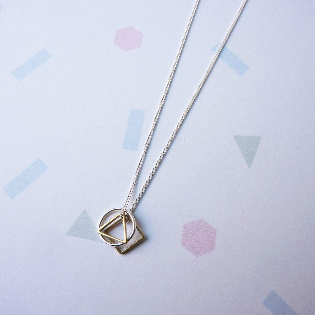Necklace - Mini Symmetry-Custom Made-My Ex Boyfriend