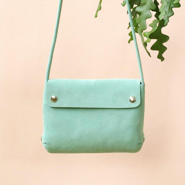 Handbag - Eco Mint