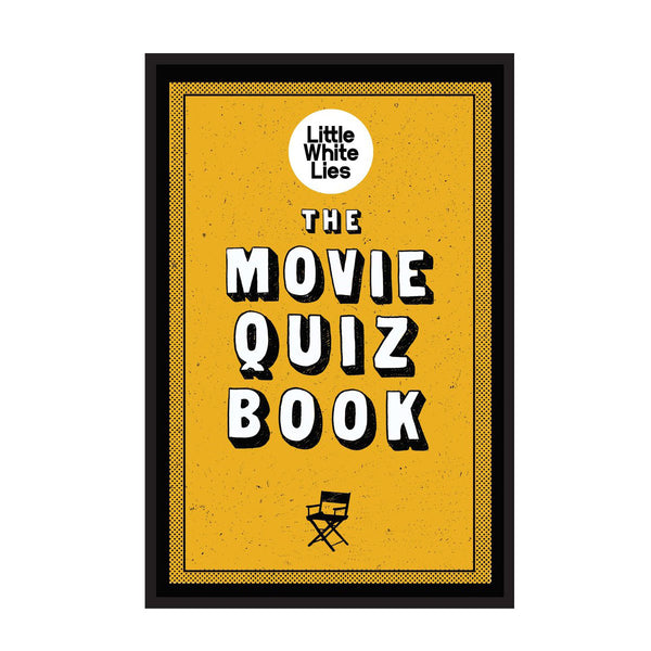 Book - The Movie Quiz