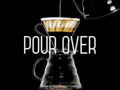 Pour Over Coffee Brew Guide