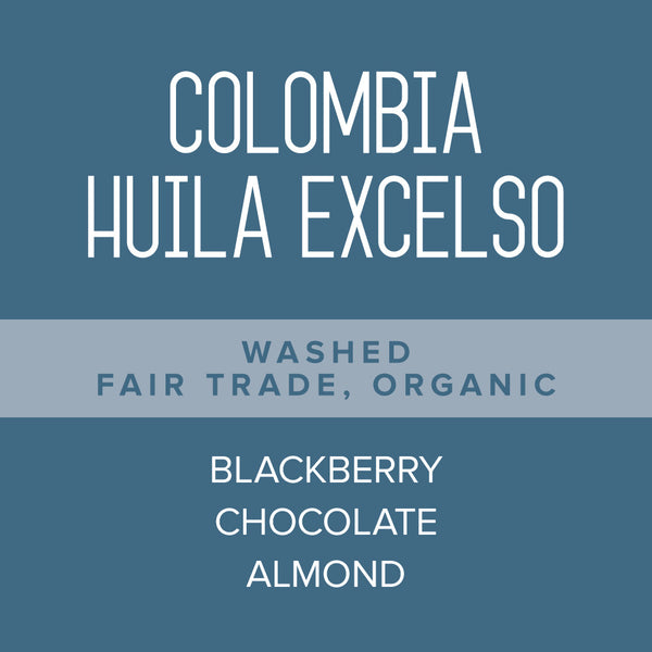 Colombia Huila Excelso