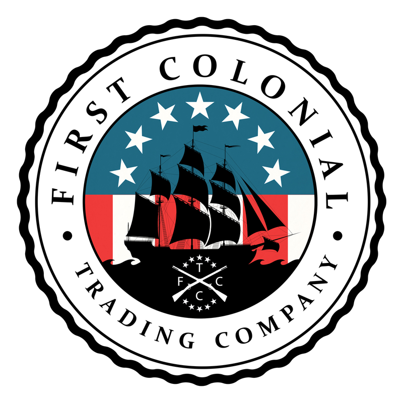 First Colonial Trading Company Online Store logo
