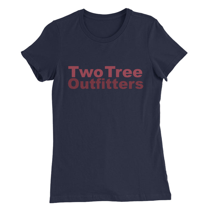 Ladies' Staple Tee - Two Tree Outfitters