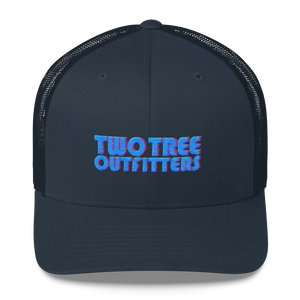 UnWaivered Trucker - Retro - Two Tree Outfitters