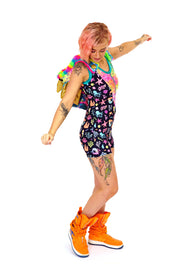 Party Animal costume - Rainbow Fish & Friends