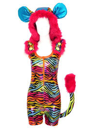 Party Animal Costume - Tropicool Tiger - The sequel