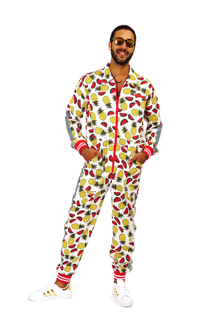 (Last One! size XL) Banging Boilersuits - The Fruit Suit - Classic