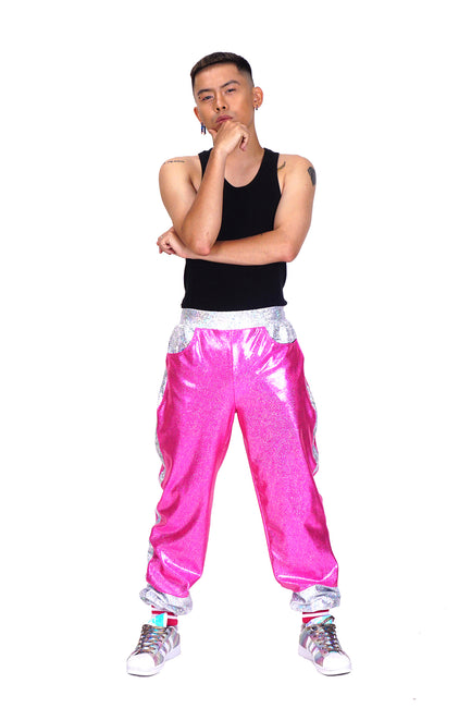 Trashy Pink - Jazzy Joggers -  Tracksuit Bottoms
